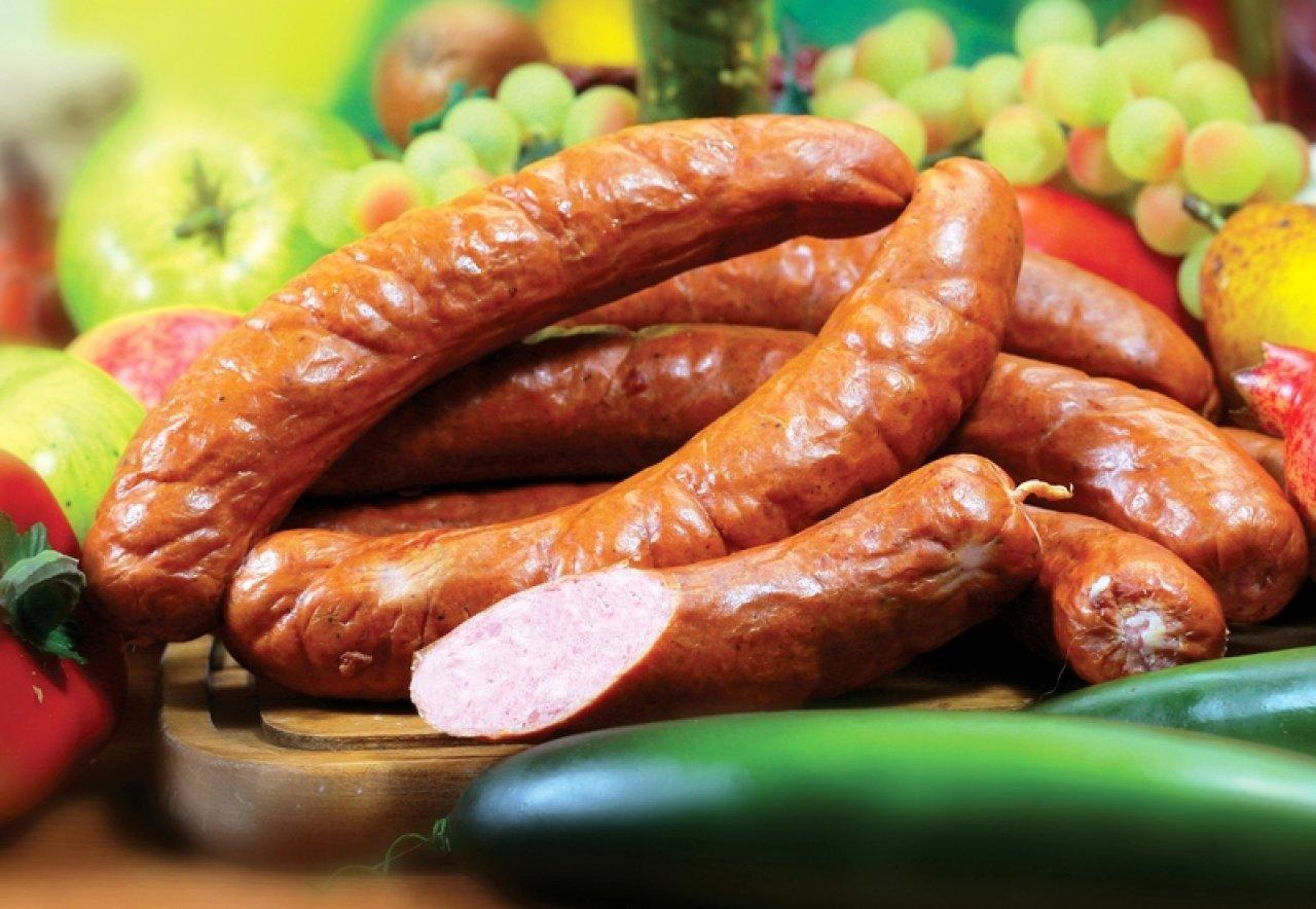 Польша славится своими колбасами