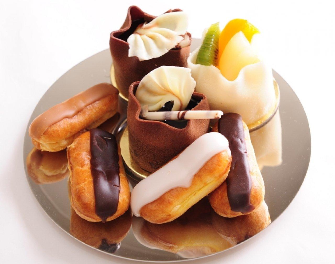 Десерты - гордость французской кулинарии