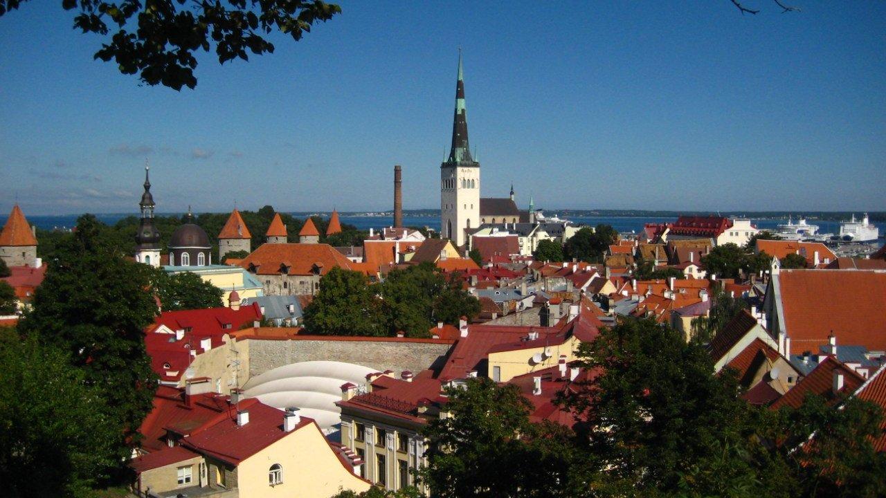 Путешествие за вкусом. Эстония